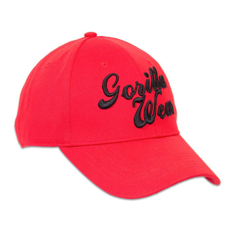 Laredo Flex Cap - Red - Gorilla Wear South Africa