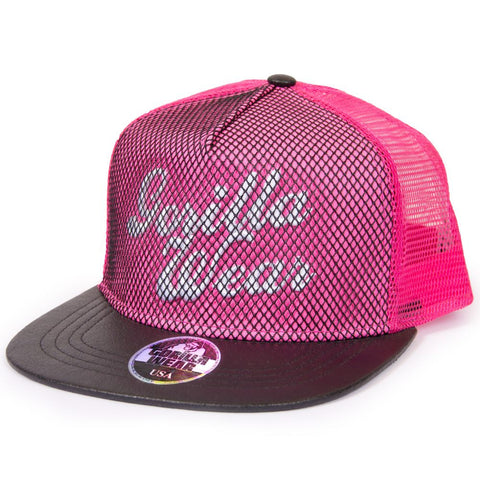 Mesh Cap - Pink - Gorilla Wear SA Gorilla Wear SA - Gorilla Wear South Africa