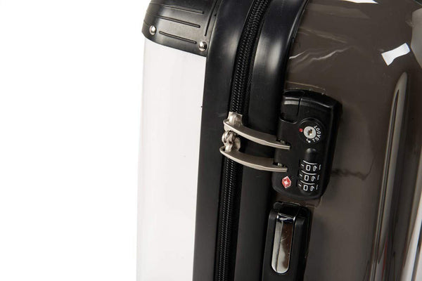 Personalised Script Name All Over Suitcase