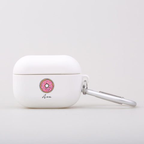 Personalised Donut AirPod Pro Case