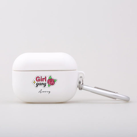 Personalised Girl Gang AirPod Pro Case