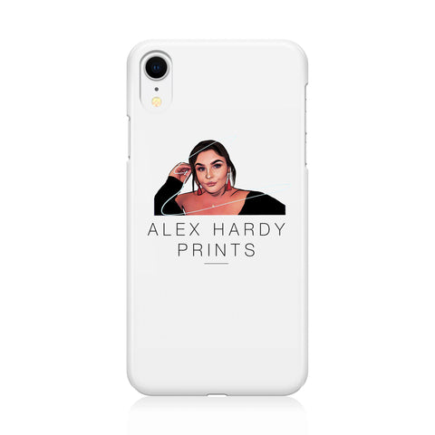 Alex Hardy Prints iPhone XR Case