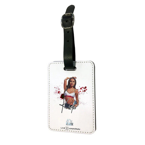 Art By ACAGOR Prints Luggage Tag