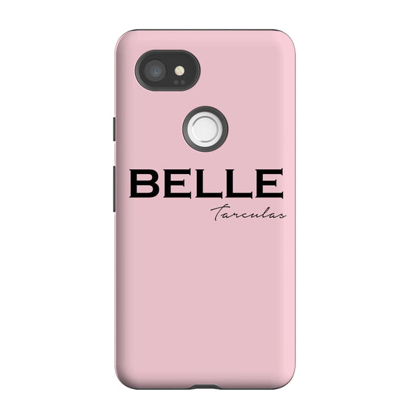 Personalised Bloom Name Google Pixel 2 XL Case