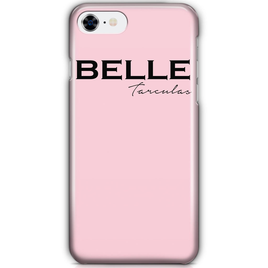 Personalised Bloom Name iPhone 8 Case