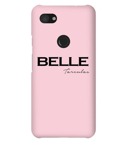 Personalised Bloom Name Google Pixel 3a XL Case