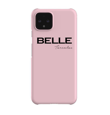 Personalised Bloom Name Google Pixel 4 Case