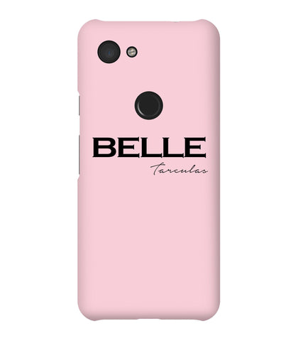 Personalised Bloom Name Google Pixel 3a Case