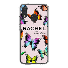 Personalised Butterfly Name Huawei P20 Lite Case