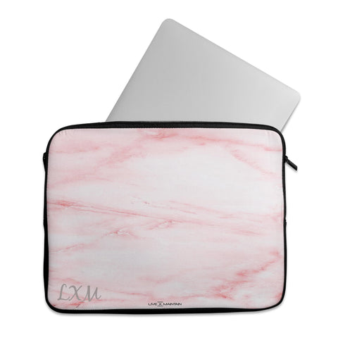Personalised Cotton Candy Marble Initials Passport Cover