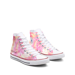 Custom Tie Dye Name Converse Chuck Taylor All Star High Top