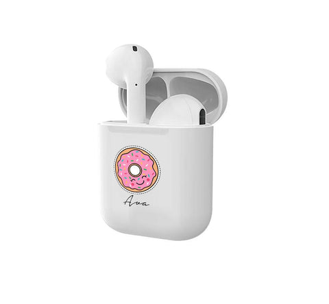 Personalised Donut Smart Earbuds