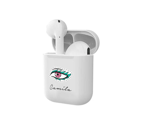 Personalised Eye Smart Earbuds