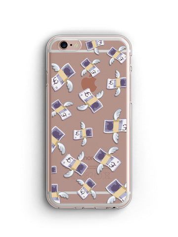 LXM Flying Money iPhone Case