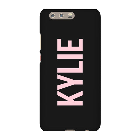 Personalised Name Huawei P10 Plus Case