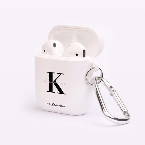Personalised Initial Name AirPod Case