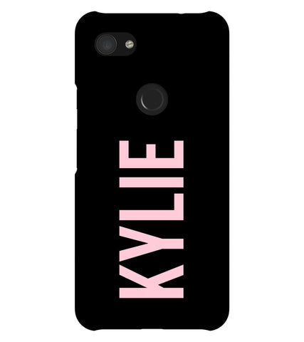 Personalised Name Google Pixel 3a XL Case