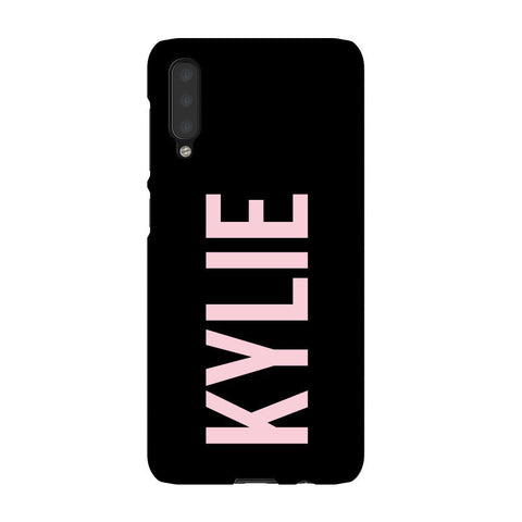 Personalised Name Samsung Galaxy A50 Case