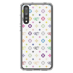 Personalised Monogram Huawei P20 Pro Case