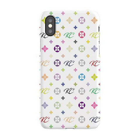 Personalised Monogram iPhone XS Max Case