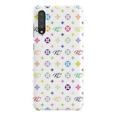 Personalised Monogram Samsung Galaxy A70 Case