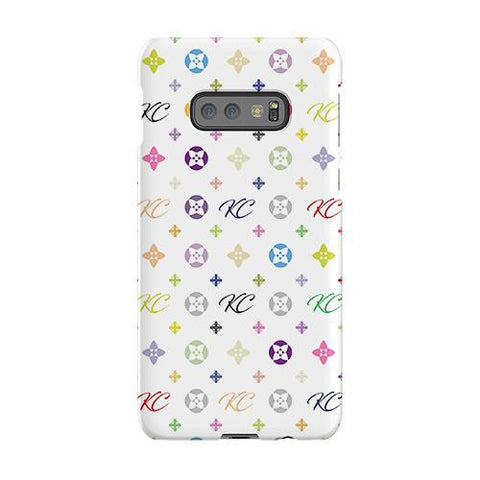 Personalised Monogram Samsung Galaxy S10E Case