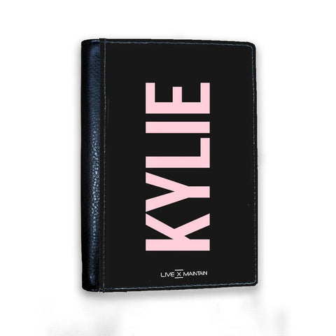 Personalised Name Passport Cover
