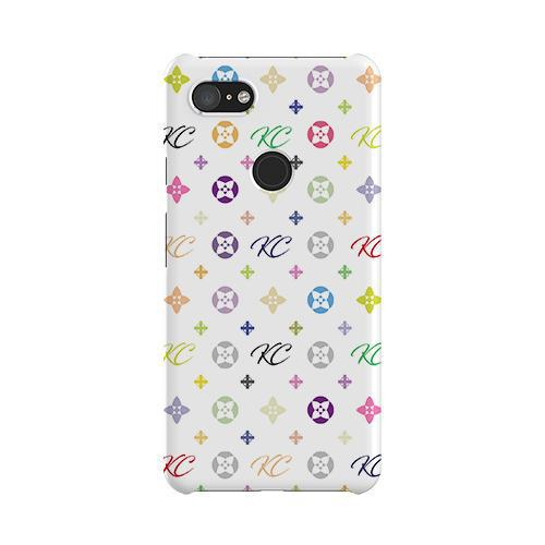 Personalised Monogram Google Pixel 3 XL Case