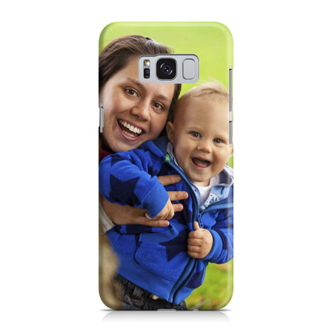 Upload Your Photo Samsung Galaxy S8 Case