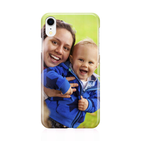 Personalised Picture iPhone XR Case
