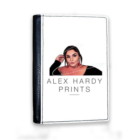 Alex Hardy Prints Passport Cover