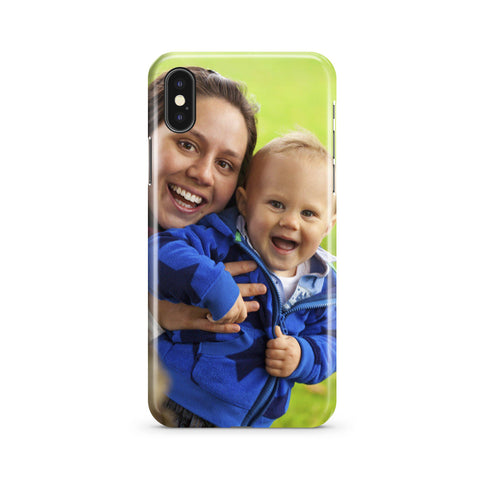Personalised Picture iPhone XS Case