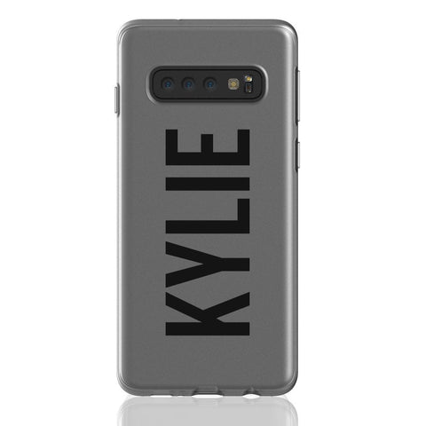 Personalised Name Samsung Galaxy S10 Flex Case