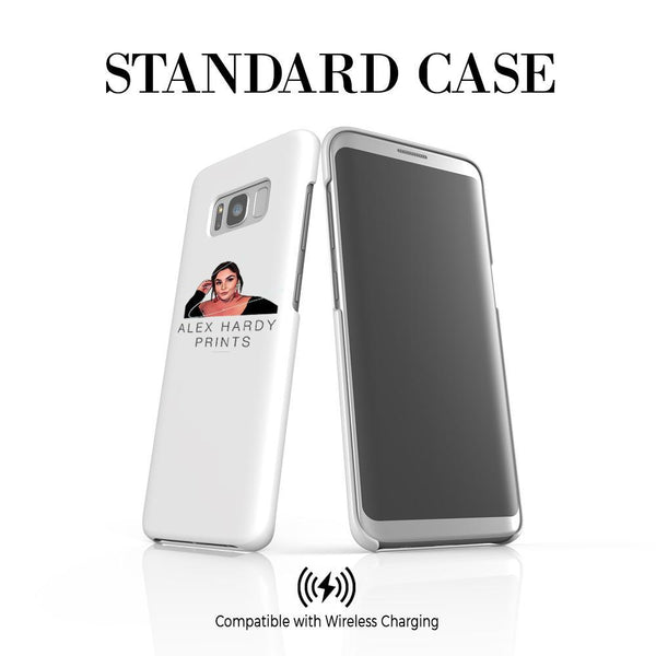 Alex Hardy Prints Samsung Galaxy S8 Case