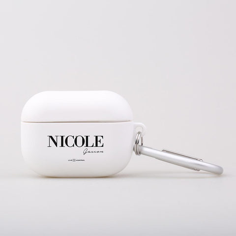 Personalised Name AirPod Pro Case