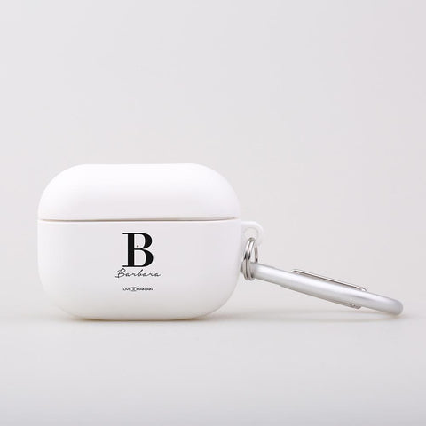 Personalised Name Initial AirPod Pro Case