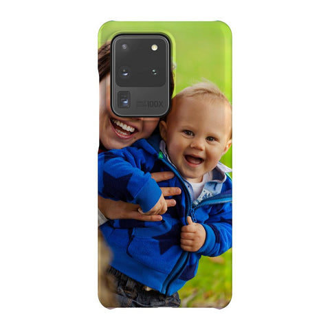 Upload Your Photo Samsung Galaxy S20 Ultra Case