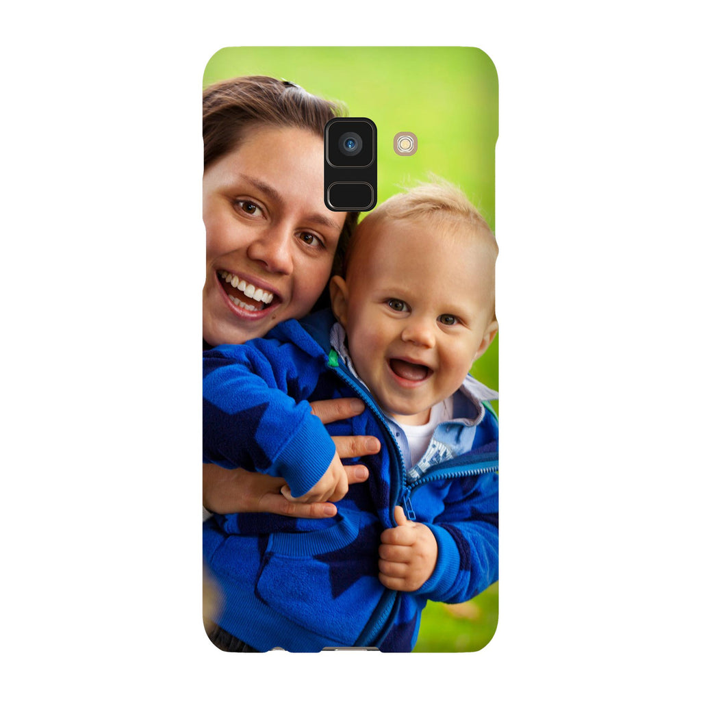 Upload Your Photo Phone Samsung Galaxy A8 Case