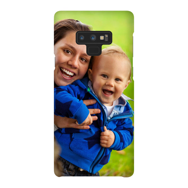 Upload Your Photo Samsung Galaxy Note 9 Case