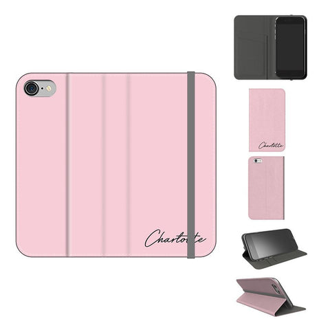 Personalised Bloom Name iPhone 7 Case