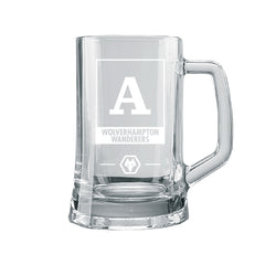 Wolves Monogram Large Straight Sided Tankard
