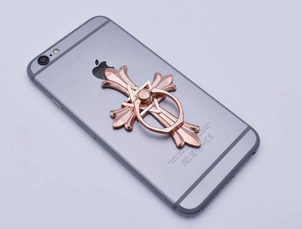 Cross Phone Ring
