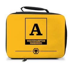 Wolves Monogram Insulated Lunch Bag