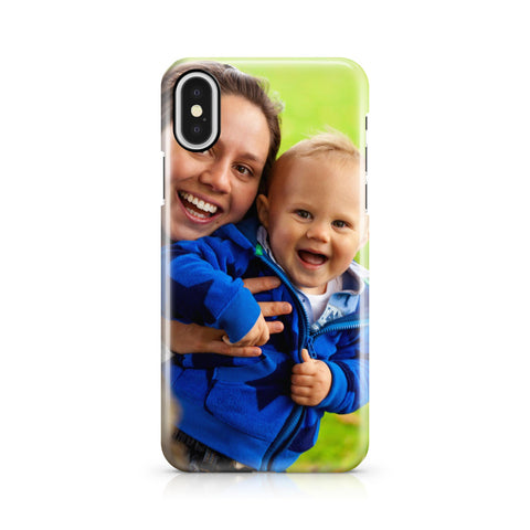 Upload Your Photo iPhone X Case
