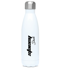 Personalised Side Name Water Bottle 500ml