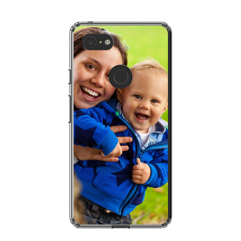 Upload Your Photo Google Pixel 3 XL Case