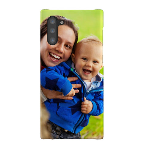 Upload Your Photo Samsung Galaxy Note 10 Case