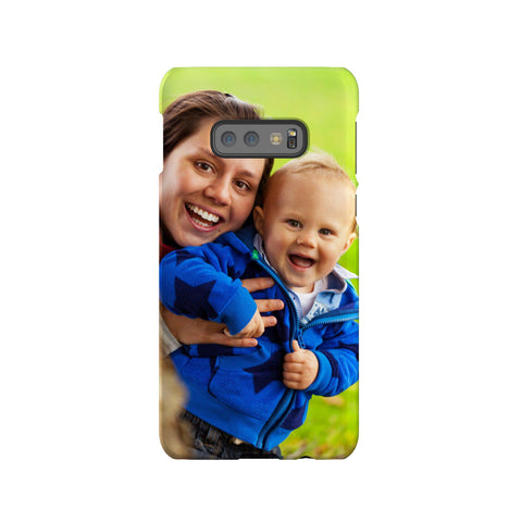 Upload Your Photo Samsung Galaxy S10e Case