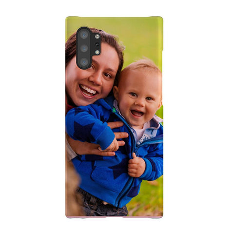 Upload Your Photo Samsung Galaxy Note 10+ Case