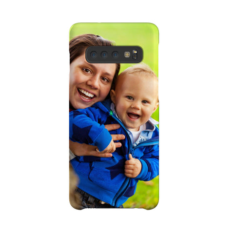 Upload Your Photo Samsung Galaxy S10 Case